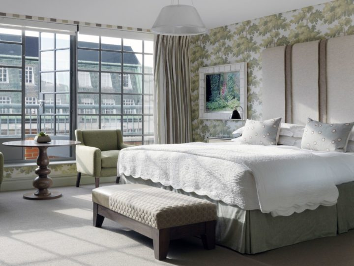 Testé par Travellers Society : The Soho Hotel, Londres, Angleterre