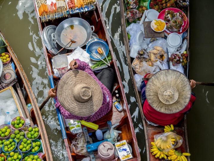 Les 5 incontournables de Bangkok