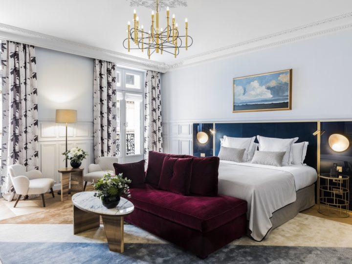 Cinq des plus beaux hôtels secrets de Paris