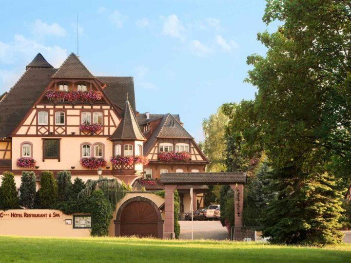 Les plus beaux hôtels d'Alsace : nos meilleures adresses