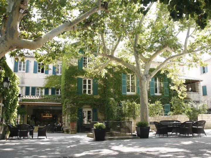 Les plus beaux et les meilleurs hotels d'Avignon, cité des papes