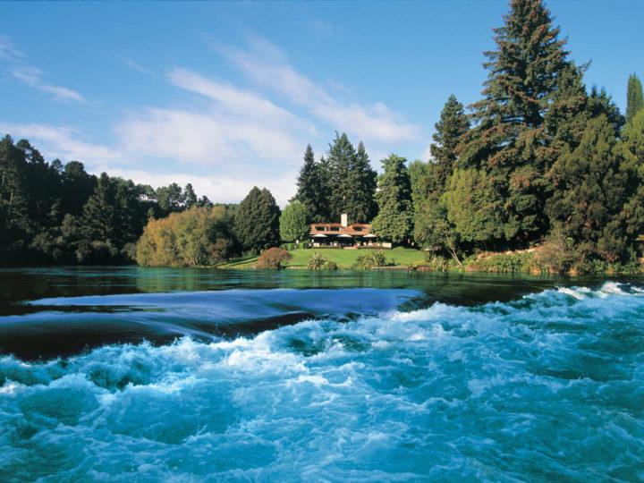 Huka Lodge, Nouvelle-Zélande