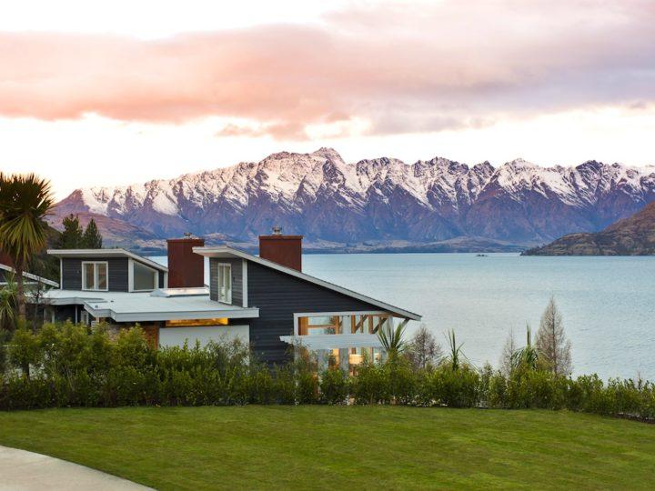 Matakauri Lodge, Nouvelle-Zélande