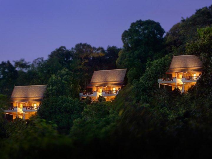 Pangkor Laut Resort, Malaisie