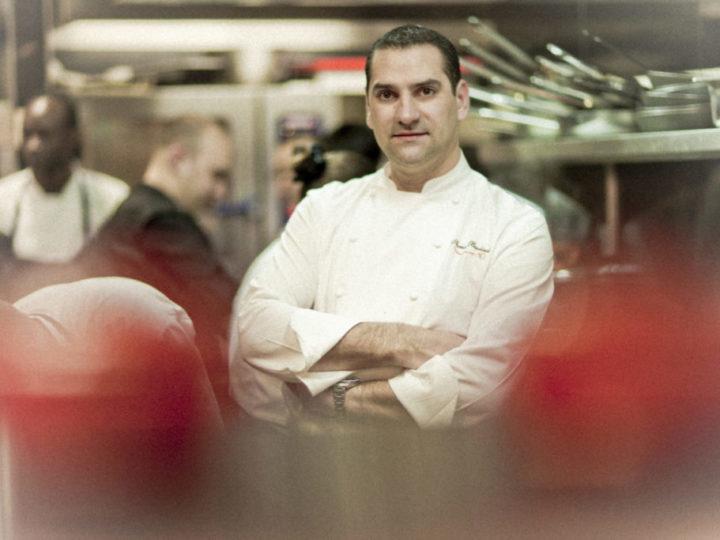 Interview: Thomas Boullault, un chef qui mêle évasion et gastronomie