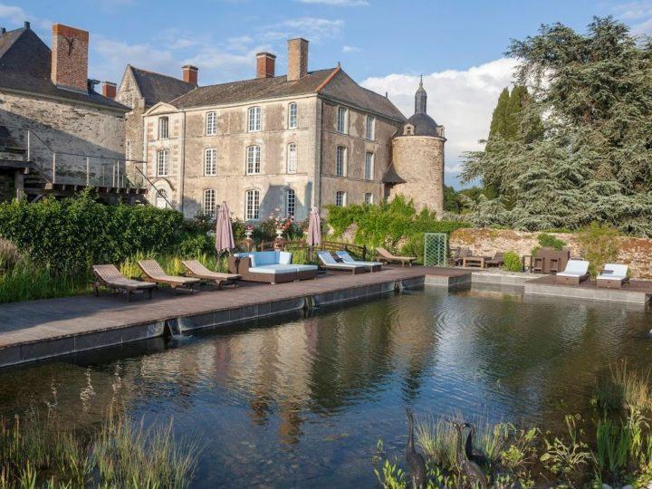 Château de l'Épinay : une retraite bucolique et épicurienne