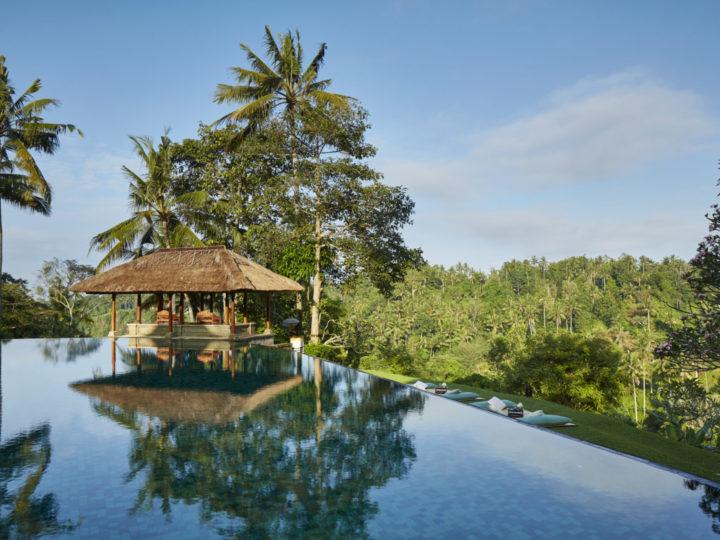 Amandari, Bali, Indonésie