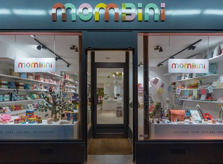 Dix boutiques pour les enfants à Paris