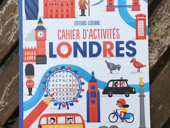 Lire : Cahier d'activités Londres