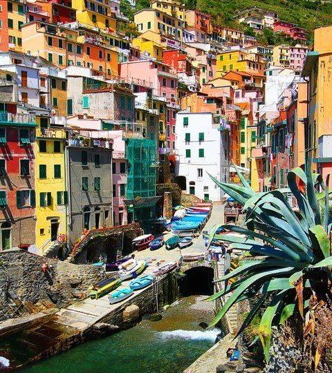 Cinque Terre en Italie limitera le nombre de touristes annuel