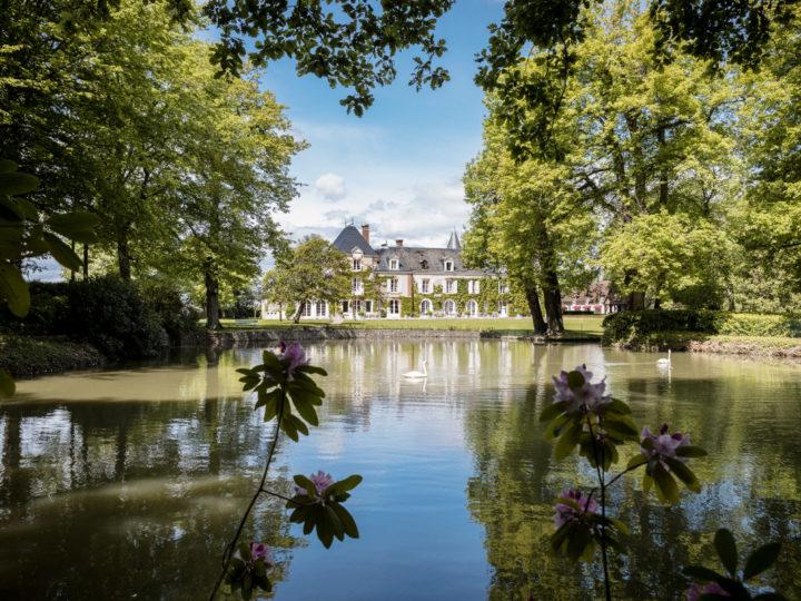 Val de Loire : TOP 5 des plus beaux hôtels de luxe