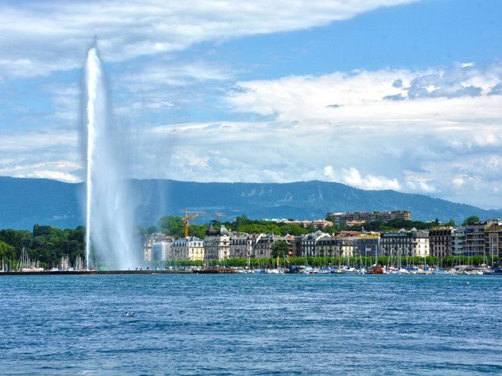 Les cinq incontournables d'un week-end à Genève