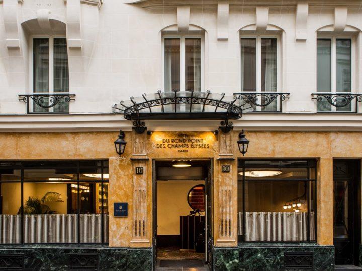 Testé par Travellers Society : Hôtel du Rond-Point des Champs-Élysées, Paris, France