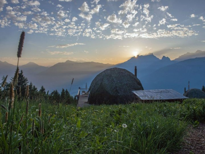 Whitepod, Valais, Suisse