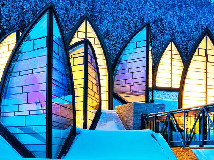 Tschuggen Grand Hôtel, Suisse