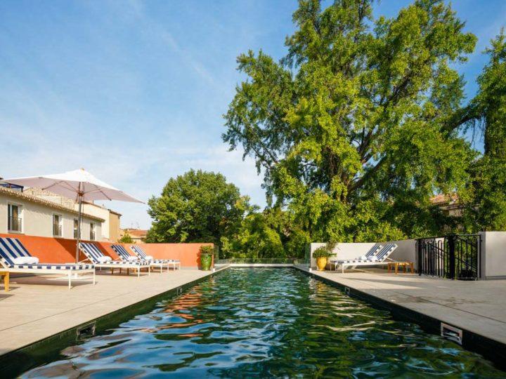 Les plus beaux et les meilleurs hôtels de Nîmes