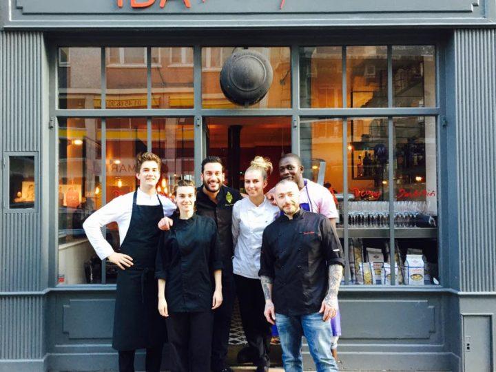 IDA, un restaurant italien qui fait parler de lui