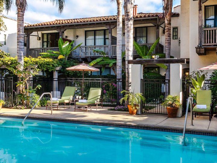 Testé par Travellers Society : Spanish Garden Inn, Santa Barbara, États-Unis
