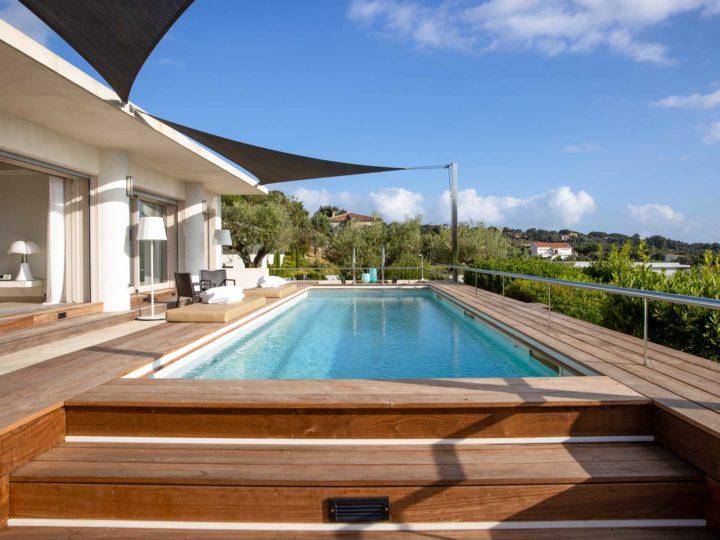 Les plus beaux hôtels de luxe de Corse